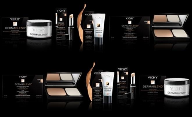 A marca francesa Vichy expande seu portfólio e introduz no mercado nacional linha de maquiagem dermatológica de alta cobertura.