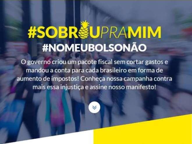 O grande apoio feminino à campanha #Sobroupramim revela a contrariedade desse público ao aperto imposto pelo governo à toda a sociedade - são as mulheres que controlam de perto a economia doméstica.