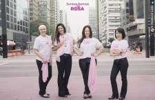 A campanha faz parte das ações do Outubro Rosa 2015 e tem como objetivo de desmitificar a doença.