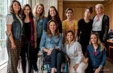 Ação eleva autoestima e possibilita informações de moda à mulheres com deficiência.