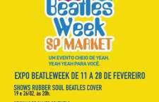 Beatles Week é no SP Market