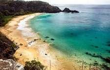 Baía de Sancho, em Fernando de Noronha, foi eleita uma das dez melhores praias do mundo.