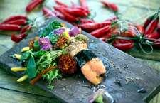 Essa delícia faz parte do cardápio do restaurante Tantra.