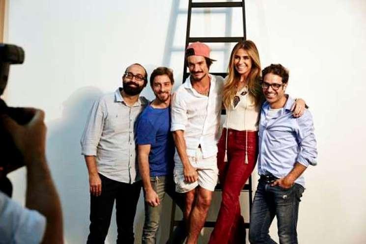 a0e11ec41 Giovanna Antonelli estrela sua primeira campaha com a Zattini ...