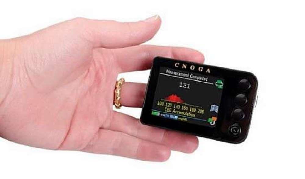 O dispositivo CoG é o primeiro Glucômetro Não-invasivo aprovado pela ANVISA.
