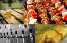 Além das comidas típicas de Festa Junina, como pipoca, pamonha e pinhão, o evento da Way Beer trará, ainda, diversas opções de doces e salgados, com destaque para sanduiches, espetinhos e bolos.