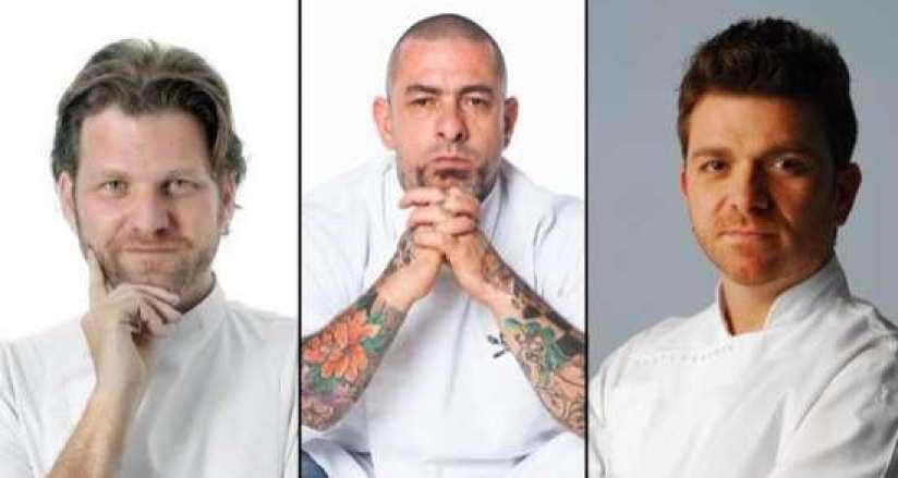 Hambúrgueres dos chefs: o evento tem o apoio da Friboi, marca número 1 em carnes no Brasil .