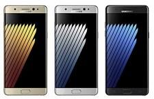 O Galaxy Note7 estará disponível em três cores no Brasil: dourada, prata e preta.