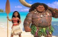 Atraçãoe projeção na água na cobertura do shopping irá exibir imagens do novo filme da Disney.