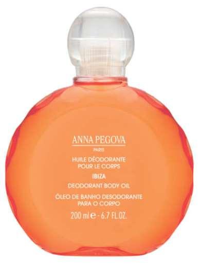 Huile Deodorante Pour Le Corps Ibiza proporciona umapele lisa, sedosa e luminosa.