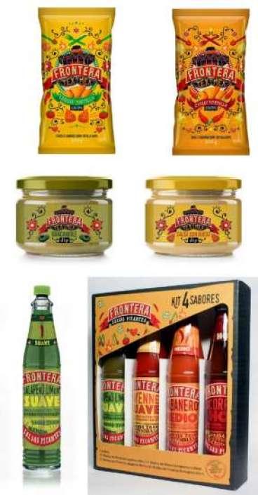 Especializada em produtos de consumo imediato, marca apresenta novidades em tortilhas, dips e molhos de pimenta.