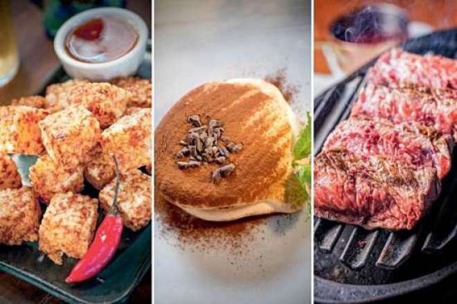 Evento de publicação paulistana termina hoje, domingo (12),no Jockey Club e oferece pratos da alta gastronomia aos convidados.