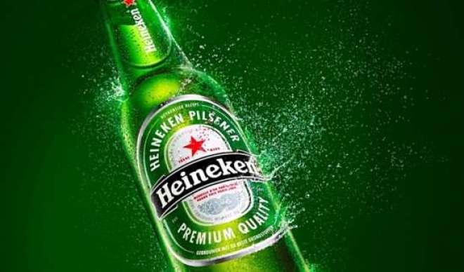 Presente em 192 países, a Heineken garante o seu padrão de qualidade em todos eles.