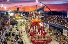 Superando todas as expectativas, o crescimento no número de visitantes no Sambódromo foi da ordem de 167%.