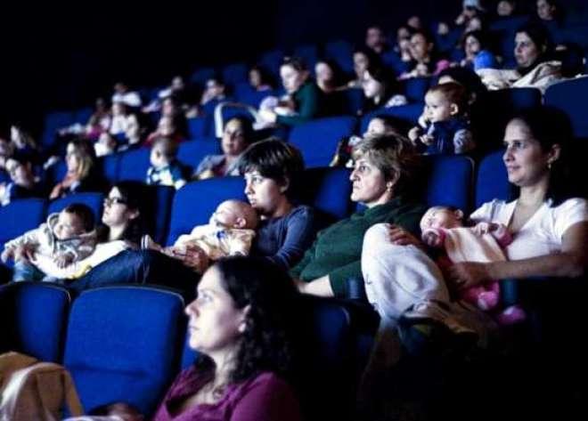 Sessão de lançamento será no Cinemark, em 8 de março, às 14h10, com entrada gratuita para as mães com bebês de até 18 meses.