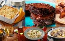 Menu completo apresenta entrada, pratos principais e sobremesas, para aproveitar a data.