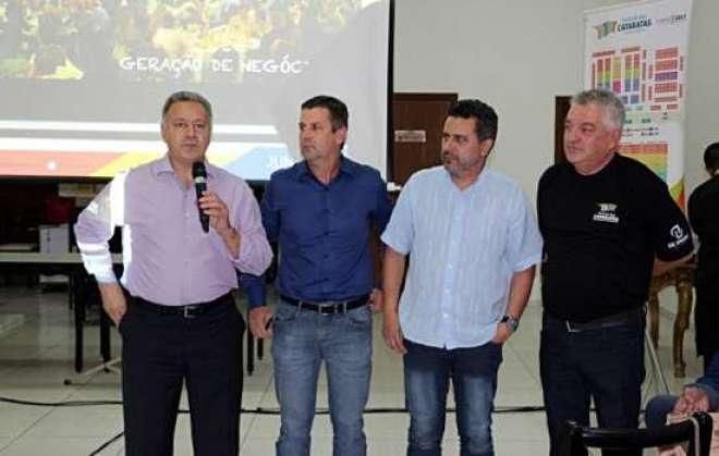 Lançamento oficialo quarto maior evento de turismo do Brasil