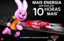 A campanha começa com o lançamento do filmeCarros 3, da Disney•Pixar.