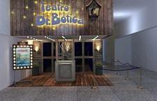 O Boticário, Instituto Grupo Boticário, Brain+ eShopping Metrô Tatuapé inauguram teatro na zona leste.