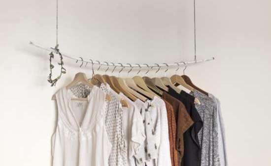 Cada peça de seu vestuário peças de vestuário que precisam de cuidados específicos.