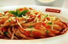 Este ano, na compra de qualquer massa italiana tradicional (penne, penneintegrale, spaghetti e fettuccine), o cliente ganhará outro prato nomesmo tamanho.