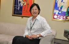 Yasumi Ozawa Kimura éfarmacêutica-bioquímica com especialização em Alimentos pela Faculdade de Ciências Farmacêuticas da USP.