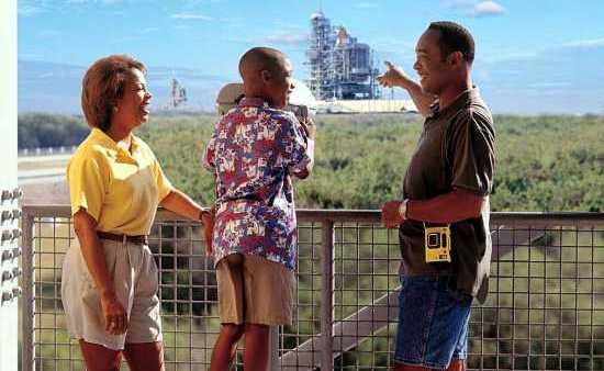 Vai para Flórida nas férias de inverno? Não deixe de visitar ao Kennedy Space Center, o Complexo de Visitantes da NASA que faz a alegria da família.