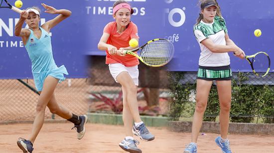 Definidas quartas de final dos 14 anos feminino da Copa Guga