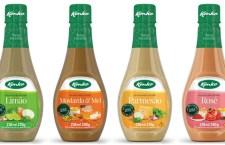 Kenko reposiciona linha de Molhos Para Salada com novas formulações e embalagens