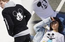 Levi's e Mickey juntos para Primavera/Verão 2018