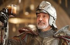 George Clooney protagoniza nova campanha de Nespresso em jornada épica