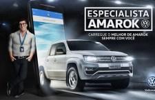 Volkswagem e Bullet lançam aplicativo inédito e exclusivo de Amarok para auxiliar vendedores