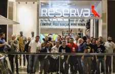 Sucesso de inauguração, nova loja da Reserva conquista público Mooquense