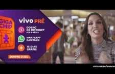Vivo e Ivete Sangalo continuam deixando todo mundo mal-acostumado em segunda fase da campanha Giga Chip