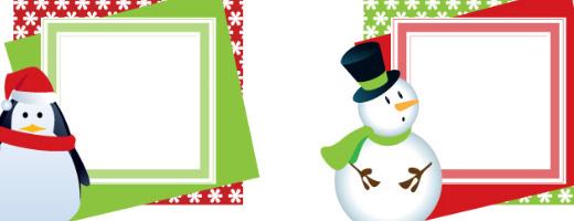 Free Christmas Vectors CrazyLeaf Design Blog