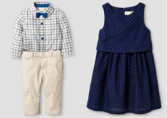 Target Spring Fashion for Toddlers