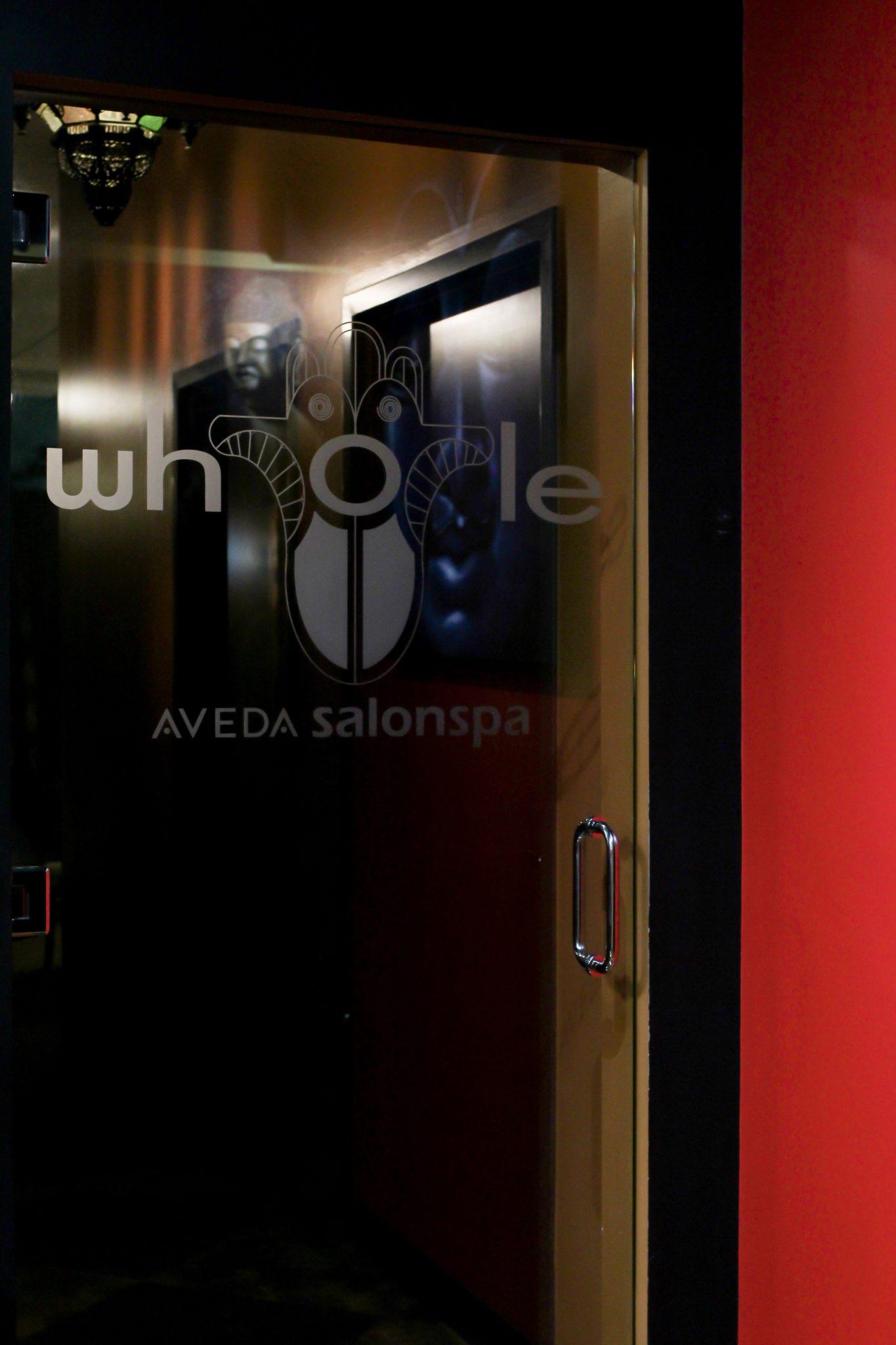 WHOLE AVEDA SALON AND SPA | OLDSMAR FLORIDA