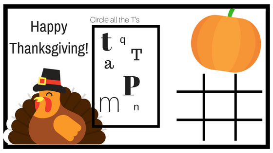 10 FREE PRINTABLE THANKSGIVING PLACE MATS FOR KIDS