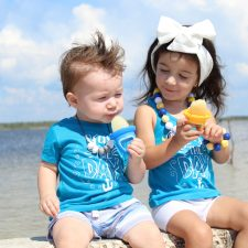 Stay Cool and Soothe Sore Gums with Nuby Fruitsicles