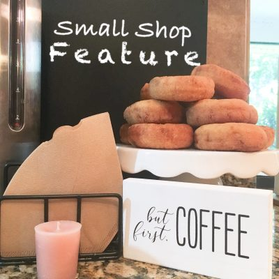 Small Shop Feature: Erin Napoli Designs