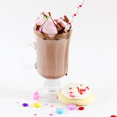 Homemade Hot Chocolate Date