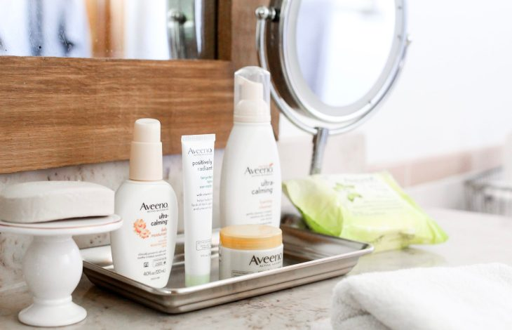 LAZY MOM'S NIGHTTIME SKINCARE ROUTINE
