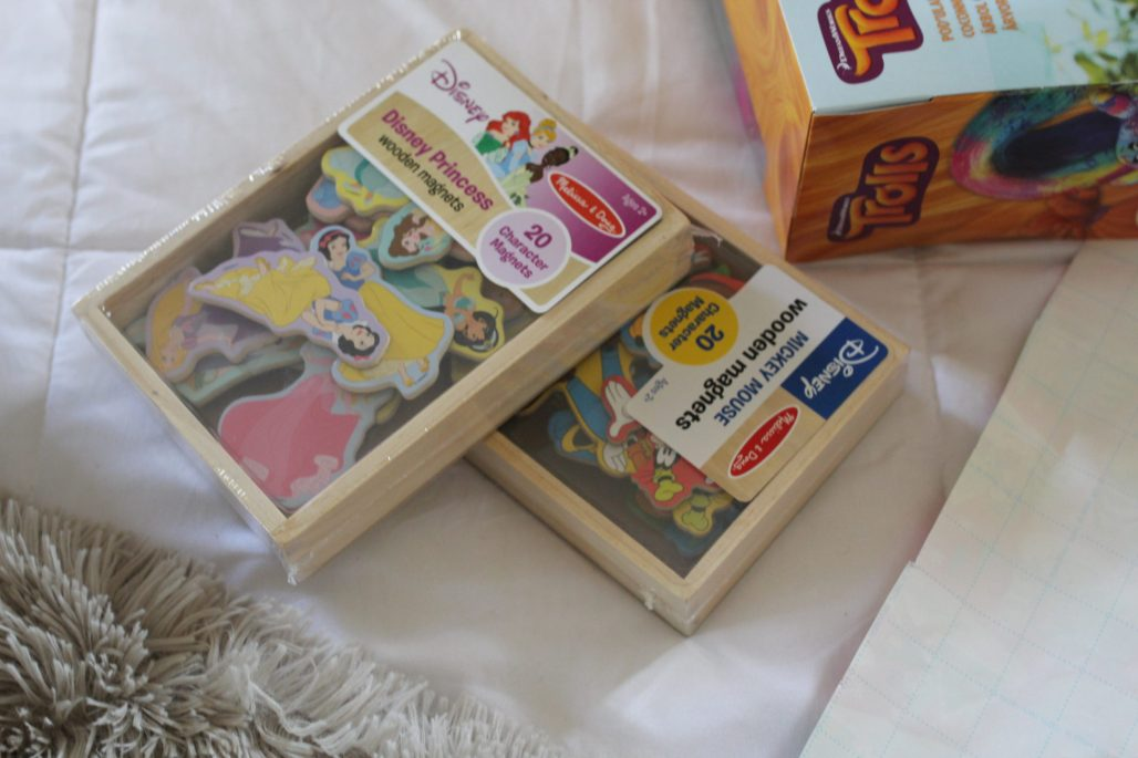 Disney Gifts, Disney Magnets for Toddlers, Mickey Mouse, Disney Princess