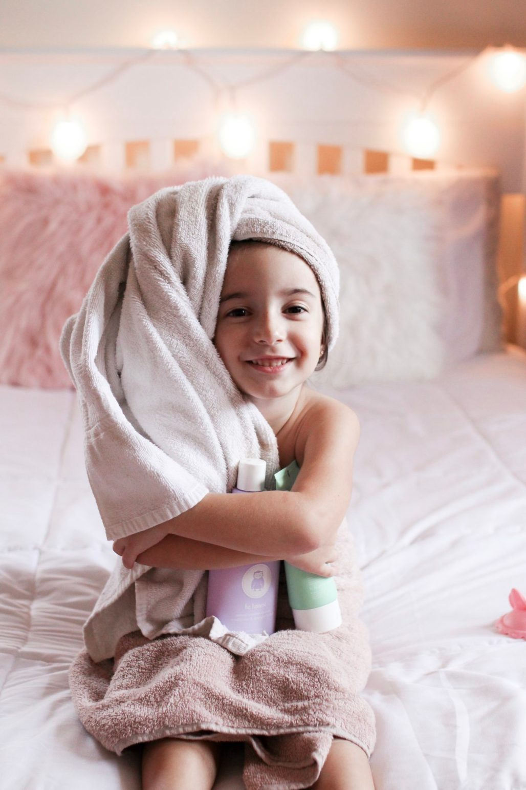 kids natural hair care line, natural personal care for kids, paraben free personal care, Be Good personal care line for kids