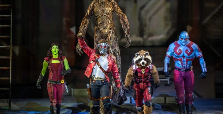 MARVEL UNIVERSE LIVE! AGE OF HEROES