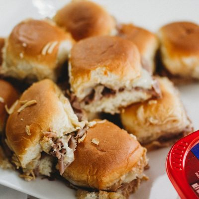 GAME DAY FOOD MADE EASY