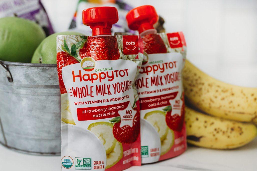 Best Foods For Baby Organic Baby Yogurt Tampa Mom Blogger