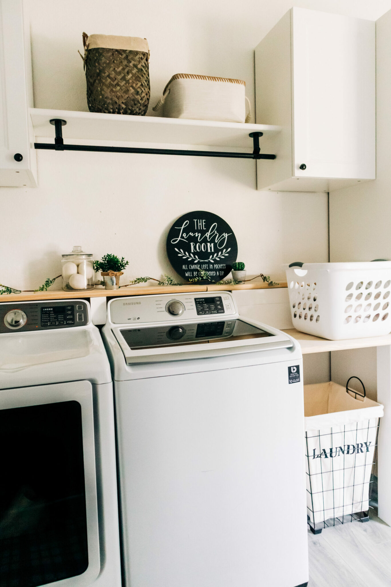before after laundry room makeover crazy life with on best laundry room designs id=25605