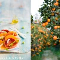 Pomarańcze zaskakująco inaczej