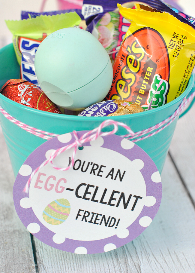 Egg-Cellent Gift Idea for a Friend at Easter Time